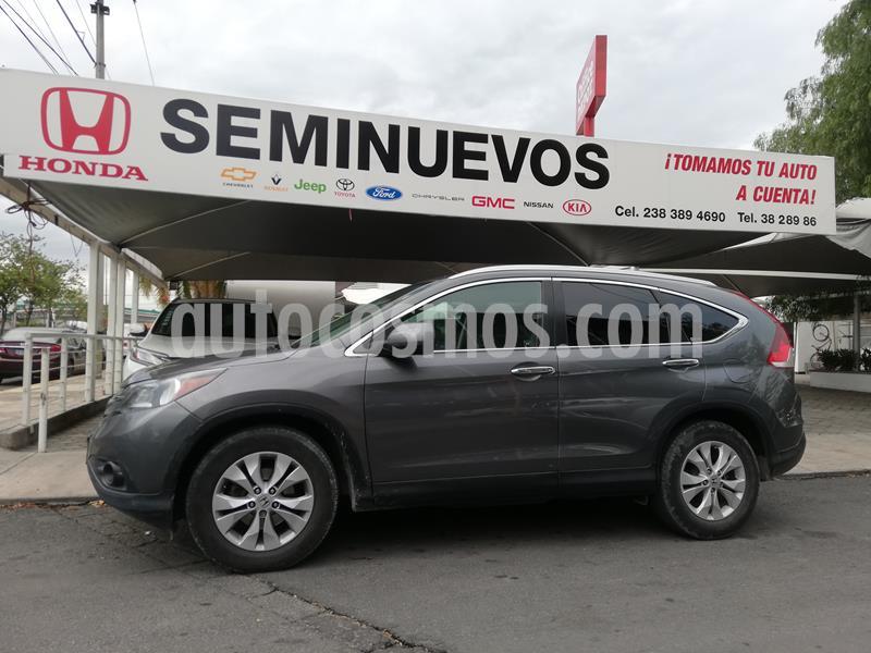 Honda CR-V EXL NAVI 4WD usado (2012) color Antracita precio $192,000