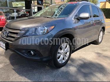 Honda CR-V EXL usado (2013) color Gris precio $228,000