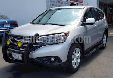 Honda CR-V EX usado (2014) color Plata Diamante precio $236,000