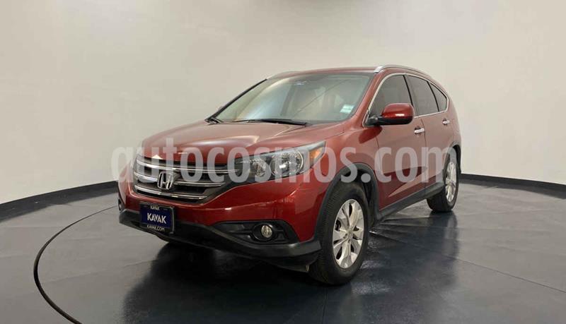 Honda CR-V EXL 2.4L (156Hp) usado (2014) color Rojo precio $257,999