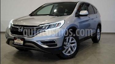 Honda CR-V i-Style usado (2015) color Gris precio $268,000
