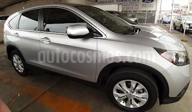 Honda CR-V LX usado (2013) color Plata precio $225,000