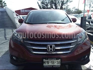 Foto Honda CR-V EX usado (2013) color Rojo precio $198,000