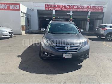 Honda CR-V EXL usado (2013) color Antracita precio $235,000