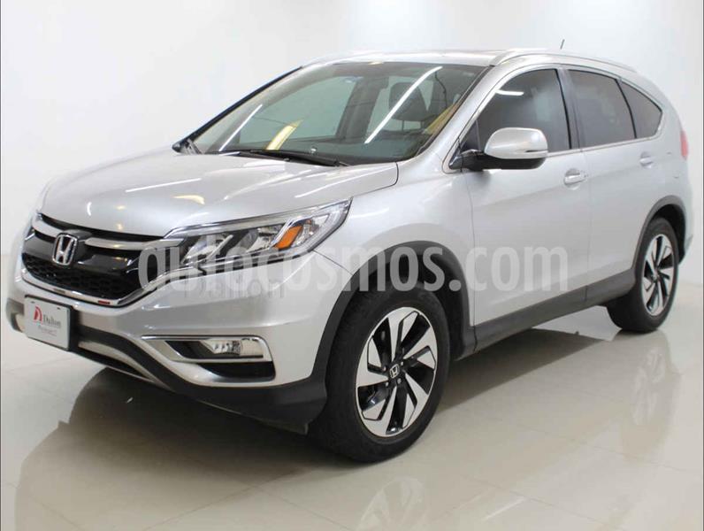 Honda CR-V EXL 2.4L (156Hp) usado (2016) color Plata precio $315,000
