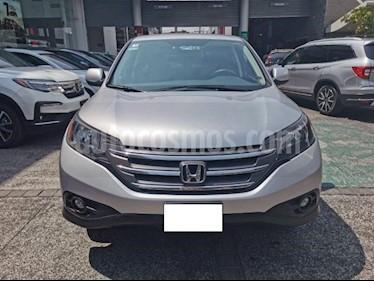 Honda CR-V 5P EX TA CD F.NIEBLA RA usado (2014) color Plata precio $225,000