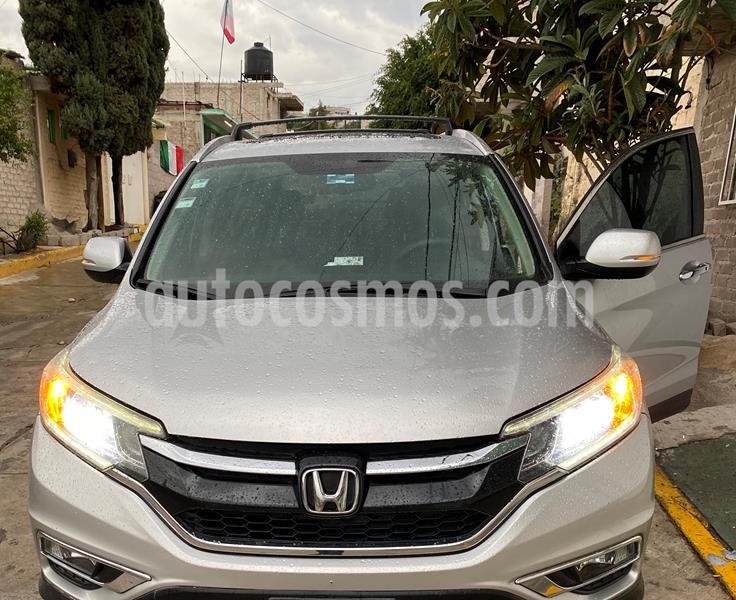 Honda CR-V EXL Navi usado (2015) color Plata Diamante precio $199,000