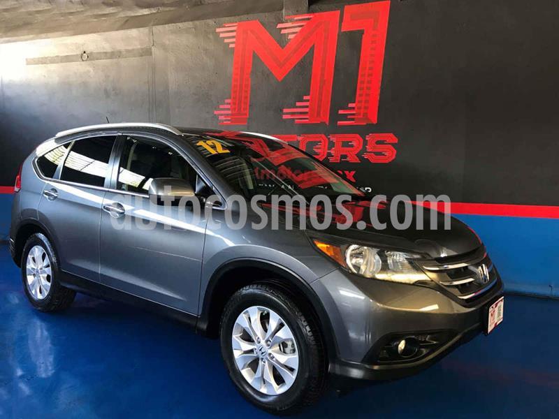 Honda CR-V EXL NAVI 4WD usado (2012) color Gris precio $217,000