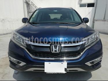 Honda CR-V EXL Navi usado (2016) color Azul precio $325,000