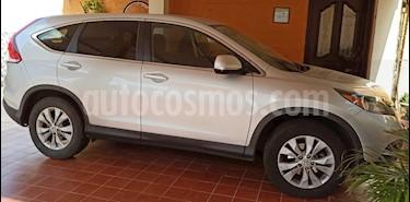 Honda CR-V EX usado (2013) color Plata precio $190,000