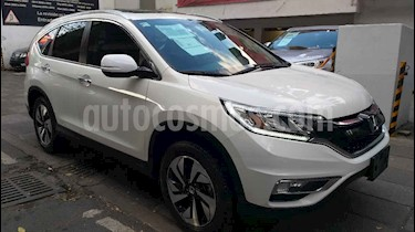 Honda CR-V EXL NAVI usado (2016) color Blanco precio $329,000