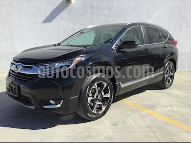 Honda CR-V Touring usado (2018) color Negro precio $440,000