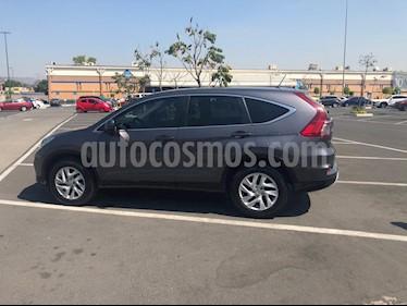 Honda CR-V i-Style usado (2015) color Acero precio $262,000