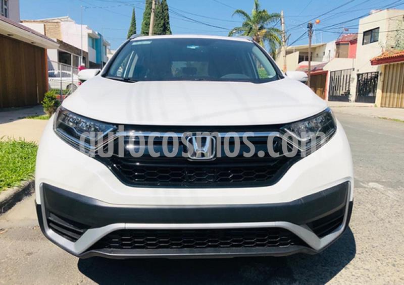 Honda CR-V Touring usado (2019) color Blanco precio $350,000