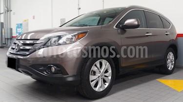 Honda CR-V EX 2.4L (156Hp) usado (2012) color Amarillo precio $199,900