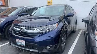 Foto Honda CR-V Turbo Plus usado (2018) color Azul precio $395,000