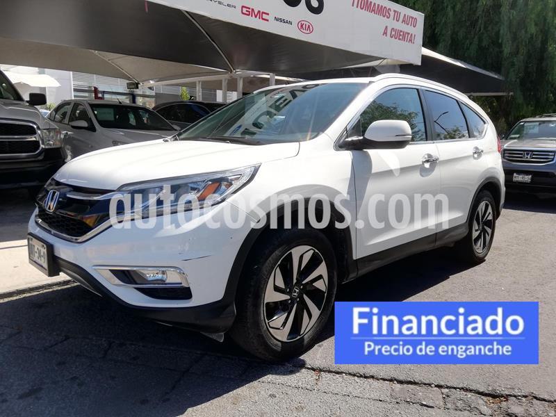 Honda CR-V EXL Navi usado (2016) color Blanco Marfil precio $73,000