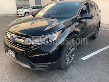 Honda CR-V EX usado (2018) color Negro precio $349,000