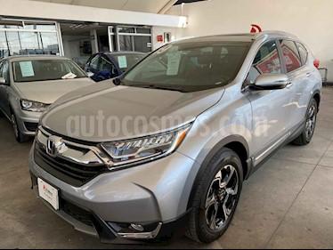 Honda CR-V Touring usado (2019) color Plata precio $479,000