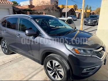 Honda CR-V EXL Navi usado (2015) color Acero precio $260,000