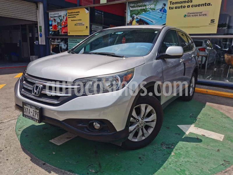 Honda CR-V EX 2.4L (156Hp) usado (2014) color Plata precio $214,990