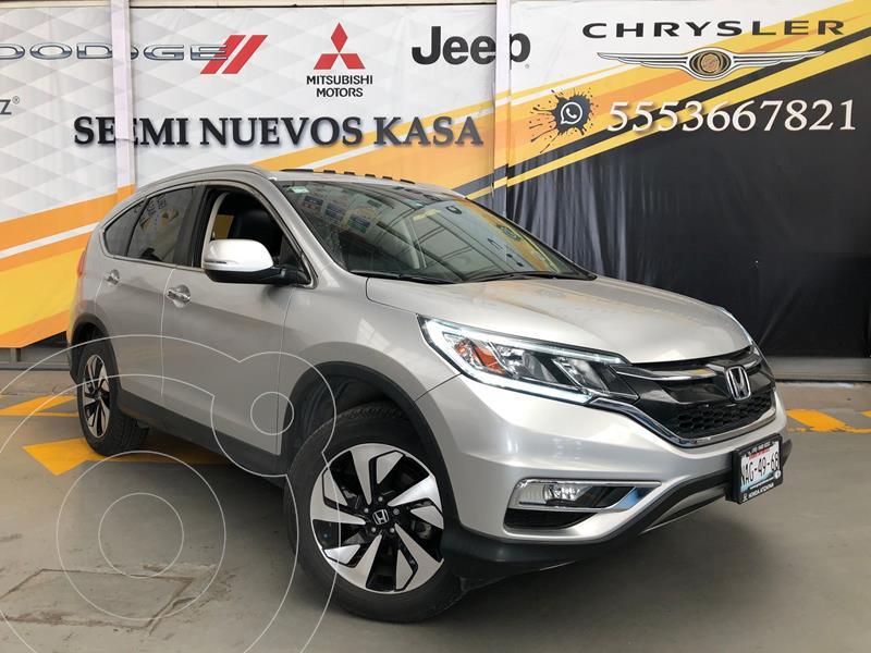 Foto Honda CR-V EXL 2.4L (156Hp) usado (2016) color Plata Dorado precio $340,000