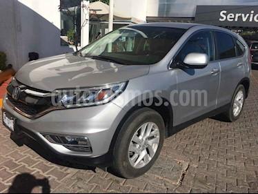 Honda CR-V i-Style usado (2015) color Plata precio $279,000