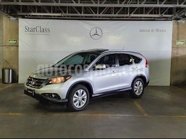 Honda CR-V EXL 2.4L (166Hp) usado (2014) color Plata precio $249,000