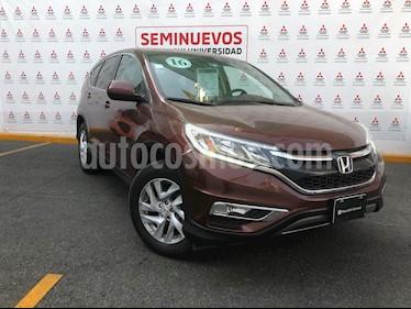 Honda CR-V i-Style usado (2016) color Marron precio $305,000
