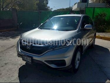 Foto Honda CR-V LX usado (2015) color Plata precio $277,000