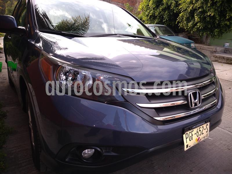 Honda CR-V EX usado (2012) color Azul precio $189,000