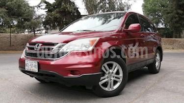 Honda CR-V 5P EX TA 6 CD RA usado (2011) color Rojo precio $169,000