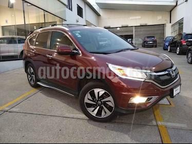 foto Honda CR-V EXL 2.4L (166Hp) usado (2016) color Rojo precio $315,000