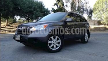 Honda CR-V 5P EXL TA PIEL A/AC. AUT. QC 6 CD RA 4X4 usado (2009) color Gris precio $153,000