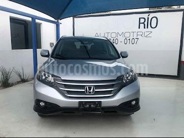 Honda CR-V EXL 2.4L (156Hp) usado (2014) color Plata precio $229,000