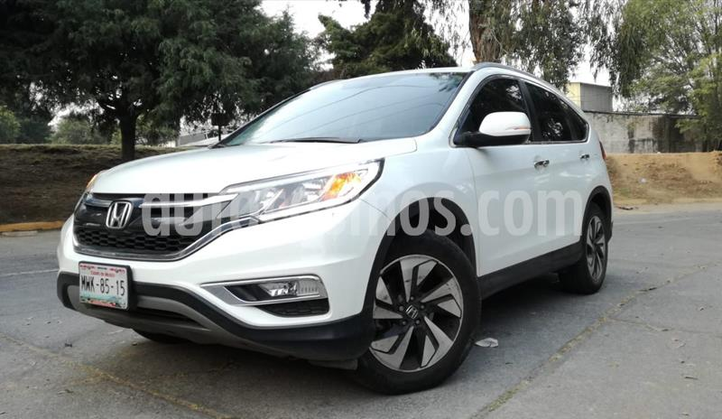 Honda CR-V EXL 2.4L (156Hp) usado (2016) color Blanco precio $299,000