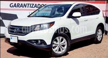 Honda CR-V EX usado (2014) color Blanco Marfil precio $225,000