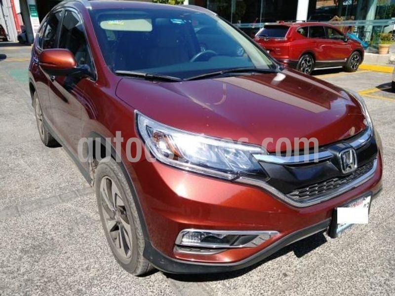 Honda CR-V EXL 2.4L (156Hp) usado (2016) color Marron precio $345,000