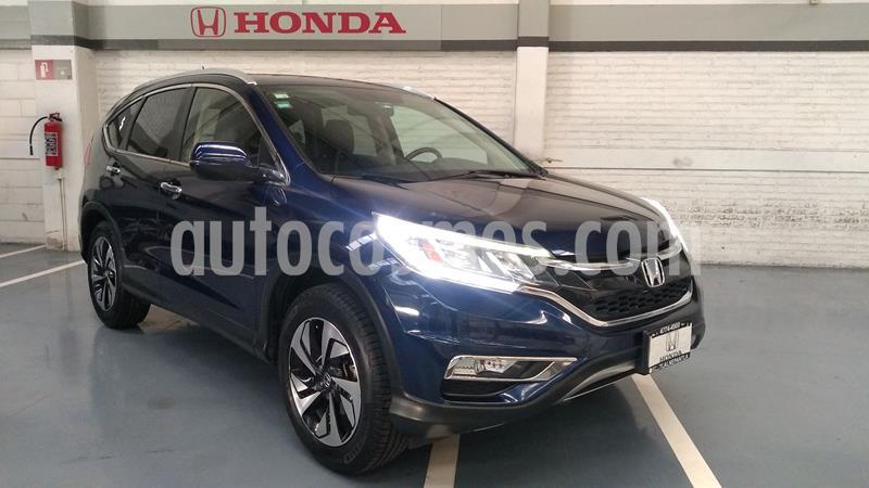 Honda CR-V EXL 2.4L (156Hp) usado (2016) color Azul precio $329,000