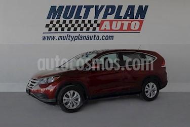 Honda CR-V EX 2.4L (156Hp) usado (2014) color Rojo precio $226,500
