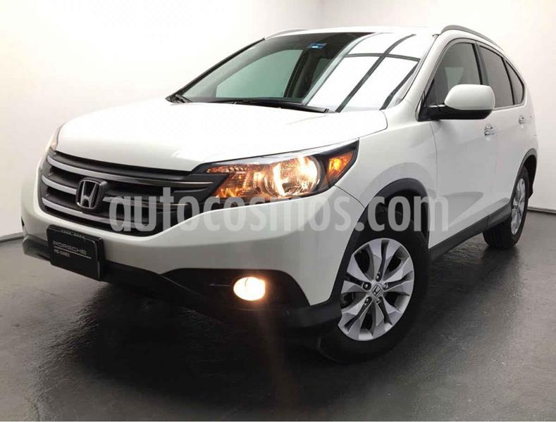Honda CR-V EXL NAVI 4WD usado (2013) color Blanco precio $255,000