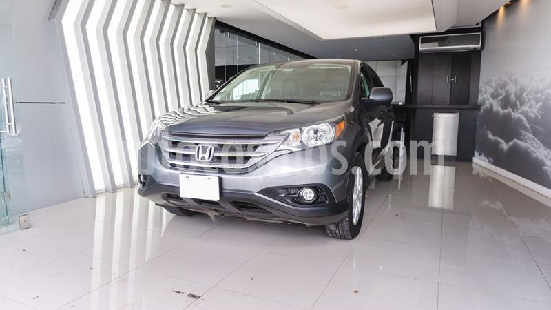 Honda CR-V EX Premium usado (2014) color Gris Oscuro precio $239,900