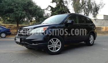 Honda CR-V EX usado (2011) color Negro precio $159,500