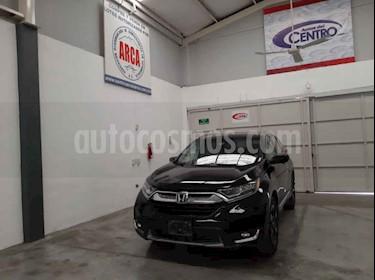 Honda CR-V Touring usado (2017) color Negro precio $392,000