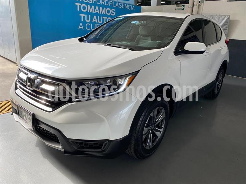 Honda CR-V EX usado (2019) color Blanco precio $419,900