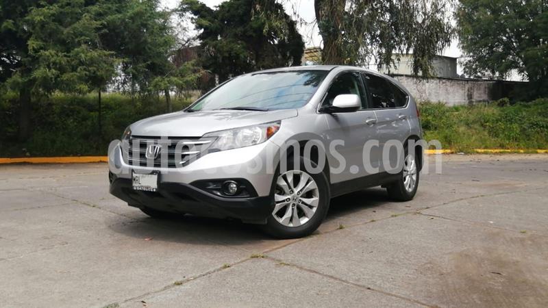 Honda CR-V EX 2.4L (156Hp) usado (2014) color Plata Dorado precio $239,000