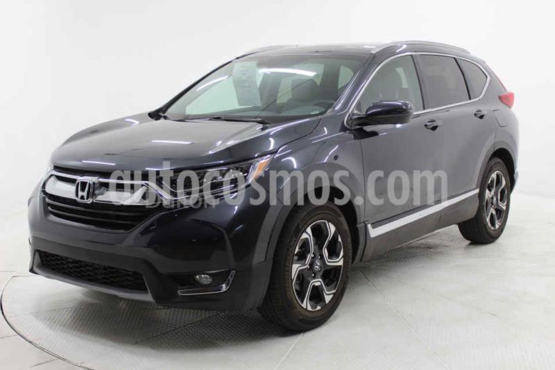 Honda CR-V Touring usado (2019) color Gris precio $509,000