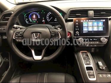 Honda CR-V 5P EX 2.4L CVT RA-17 usado (2019) color Gris precio $390,000
