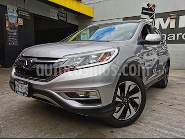 Honda CR-V EXL usado (2016) color Plata Diamante precio $325,000