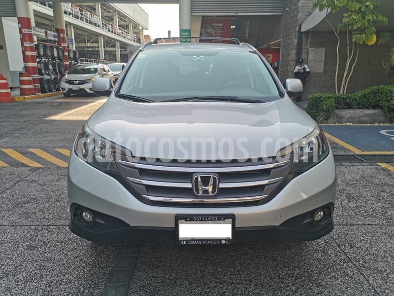 Foto Honda CR-V EX 2.4L (156Hp) usado (2013) color Plata precio $195,000